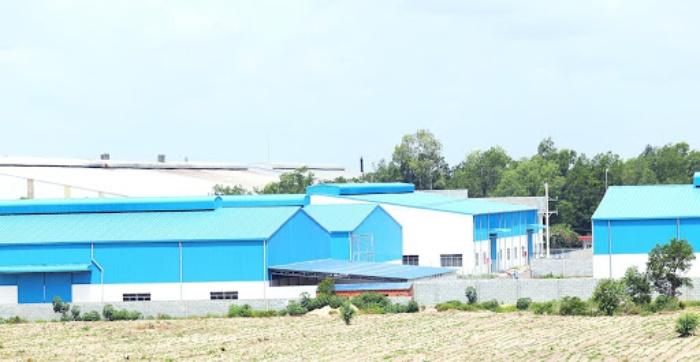 Khu công nghiệp Dệt may Bình An nằm ở vị trí vô cùng thuận lợi tại Bình Dương