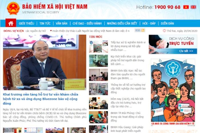 Với trường hợp giao dịch điện tử, bạn cần phải đăng ký nhận mã xác thực sau đó gửi hồ sơ đến Tổ chức I-VAN hoặc Cổng thông tin điện tử BHXH Việt Nam