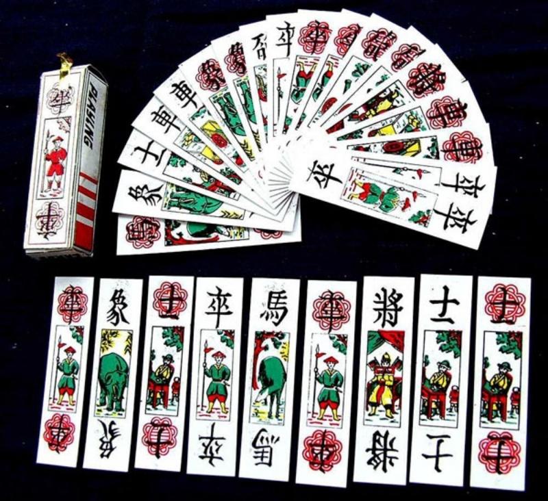 Trên thực tế những người Nhật chính gốc lại không biết đến bộ bài tổ tôm
