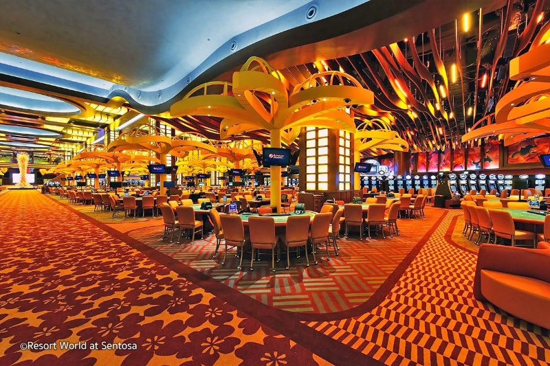 Casino Resorts World Sentosa